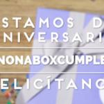 ¡Nonabox celebra dos años con muchos premios!