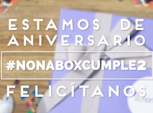 Nonabox sorteo