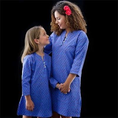 Ideas de regalo para el dia de la madre ropa verano para mamás a juego con la niña