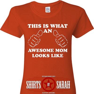 Peor regalo Dia de la Madre accesorios camiseta