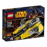 Probando el Set Jedi Interceptor de LEGO Star Wars, diversión a lo grande!