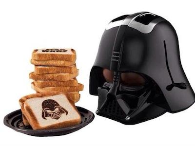 Tostador de Darth Vader