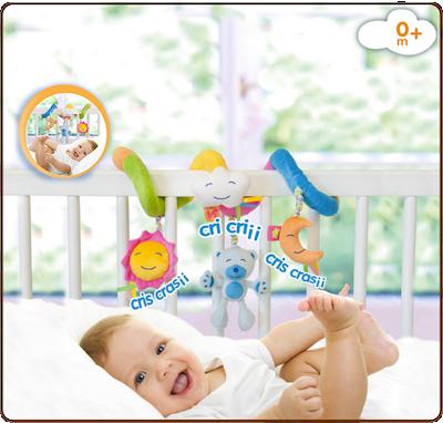 Espiral Actividades Nenuco Baby