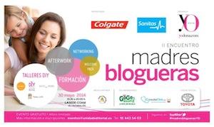 II Encuentro Yo dona Madres Blogueras 2014