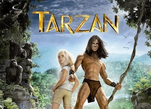 Nueva pelicula Tarzan La Leyenda Cobra Vida