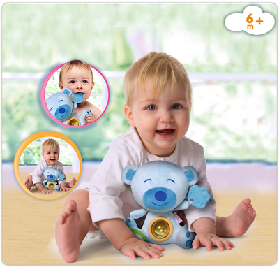 Osito Nuco Aprendizaje Nenuco Baby Famosa
