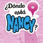 Conoce el Concurso ¿Dónde está Nancy? y participa en nuestro sorteo de una Nancy Pinta tu vestido
