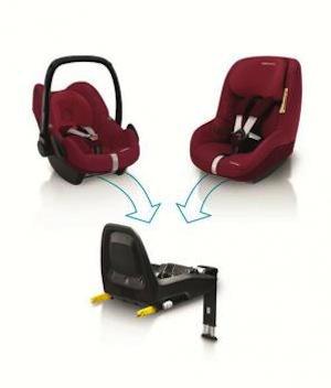 Silla de coche para bebes confort 2wayfamily