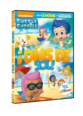 BUBBLE GUPPIES: DÍAS DE SOL