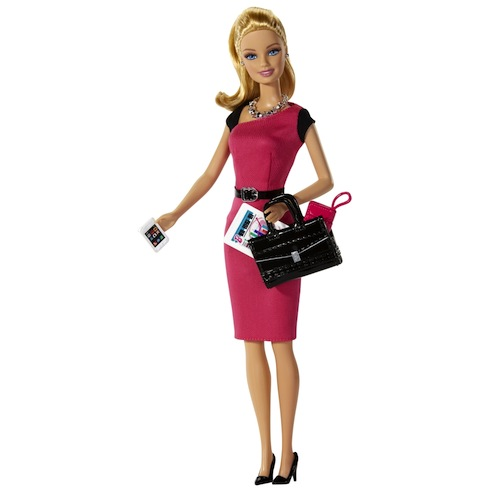 La nueva Barbie Emprendedora de Mattel