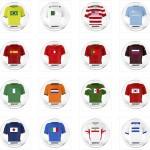 Consigue un pack de Magic 3D Marbles de la colección del Mundial Fútbol de Brasil