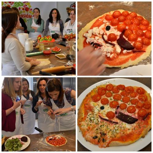 pizza pirata recetas infantiles divertidas con Elisa LLobet