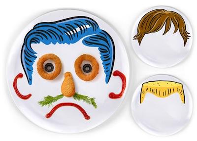 platos para niños divertidos comida