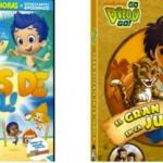 Consigue el nuevo DVD de Bubble Guppies y Go Diego Go