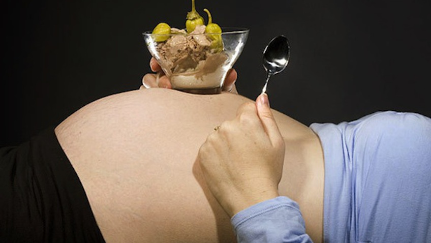 antojos raros embarazo