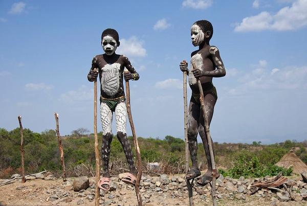 juego infantil etiopia