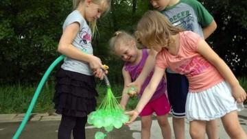 Bunch O Balloons, llena cientos globos de agua en un minuto!
