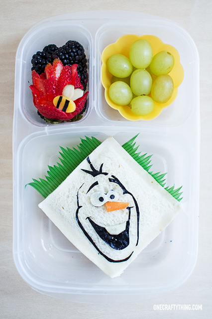Sandwich de Olaf