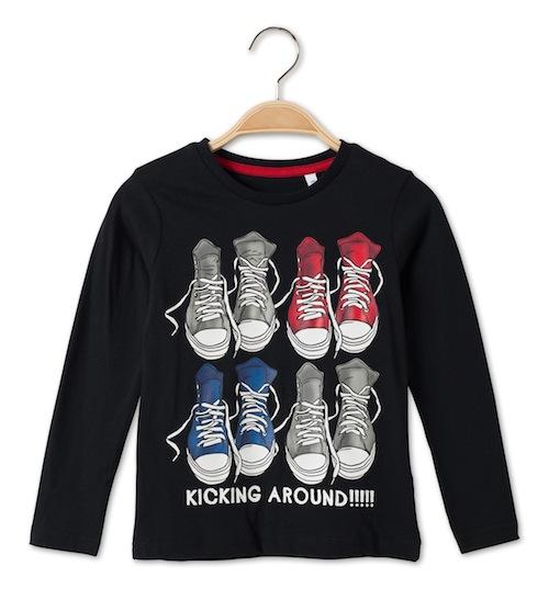 Camiseta para niño de C y A