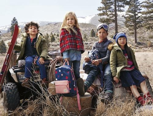 Nueva Colección otoño-invierno de Tommy Hilfiger Niños