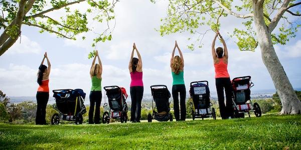 ejercicios para madres y bebes