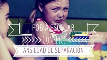 Ansiedad de separación en los niños, cuándo puede ser un trastorno