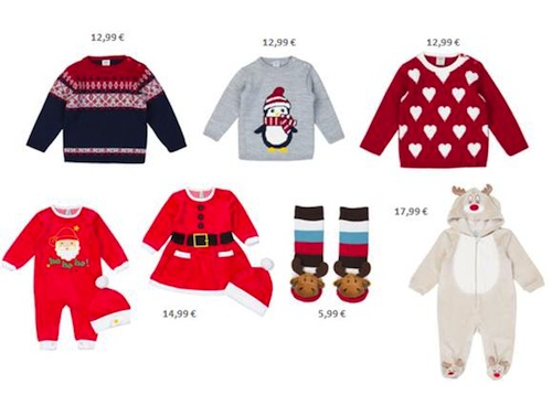 Colección Navidad de Zippy