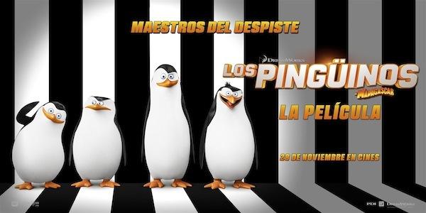 Los Pingüinos de Madagascar: La Película © 2015 DreamWorks Animation L.L.C.