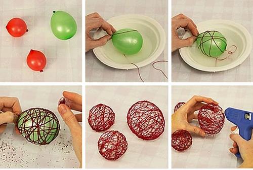 Adornos mickey mouse para navidad for Decoraciones de navidad para hacer en casa