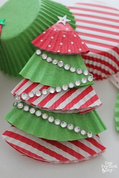 Decora tu adorno de Navidad