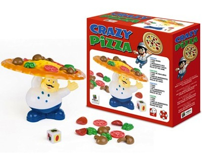 Juego de mesa Marigo Crazy Pizza
