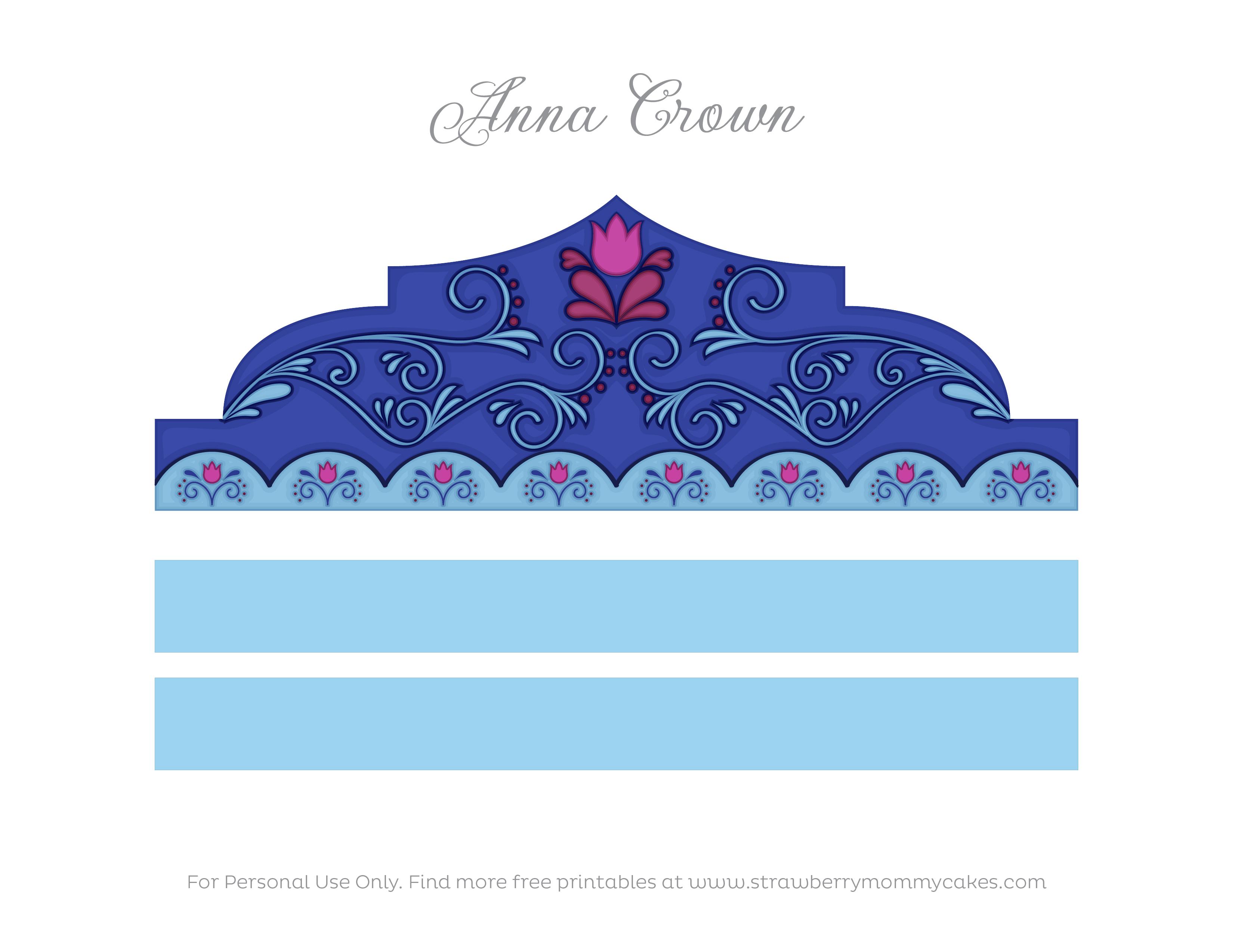 Perfecto Princesa Corona Para Colorear Páginas Para Imprimir ...