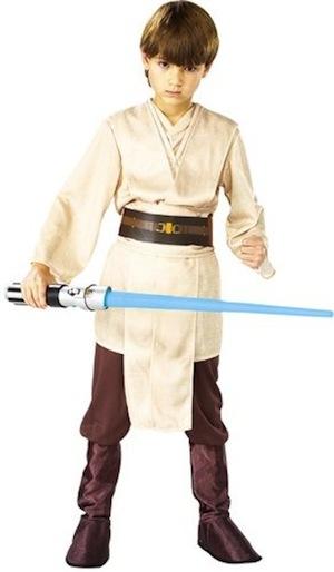Disfraz infantil de Caballero Jedi