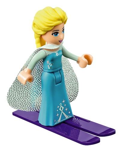 Minifigura de Elsa