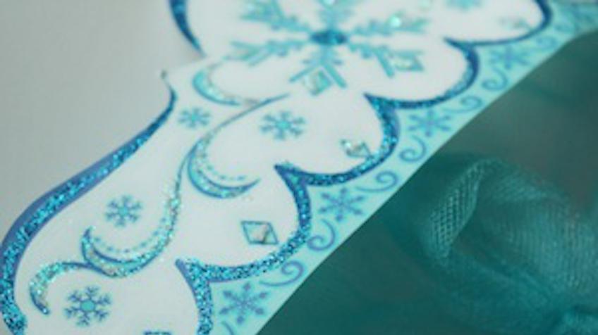bf98566bf29 5 Coronas de Disney Frozen para imprimir y decorar en casa