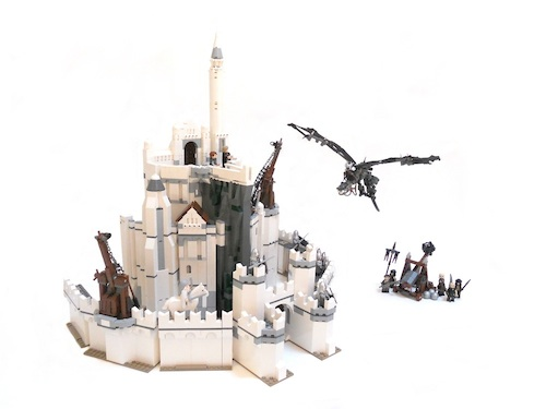 Bloques LEGO Señor de los Anillos