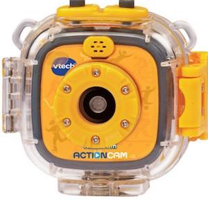 Kidizoom ActionCam VTECH camara infantil