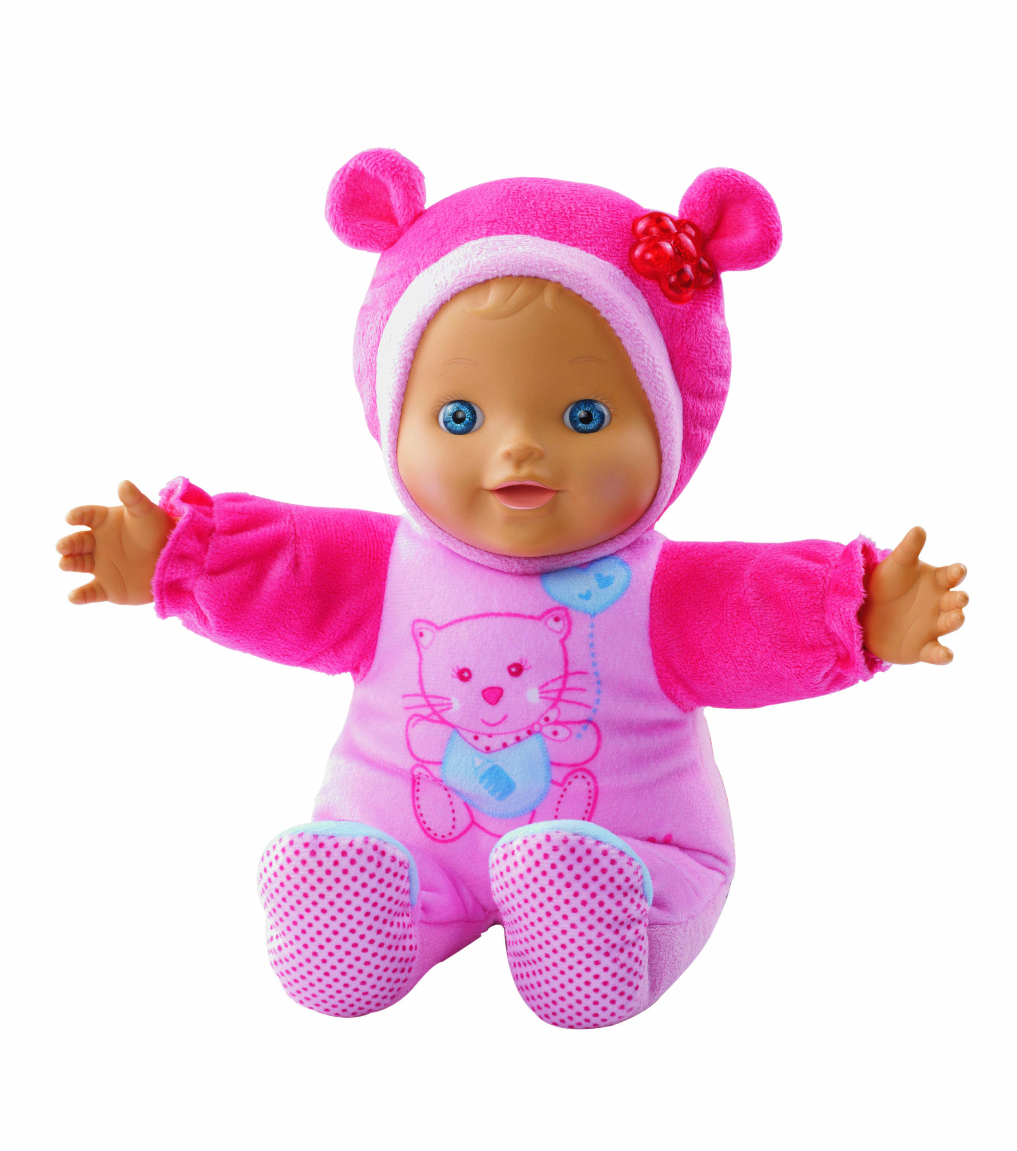 Rosi bebé, la primera muñeca interactiva de VTech