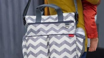 Nuevos diseños de bolsos para bebés Skip hop