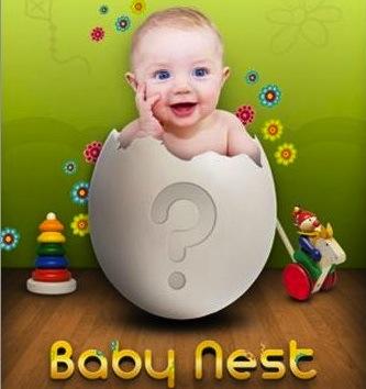 Baby Nest app gratuita para saber como sera tu bebe