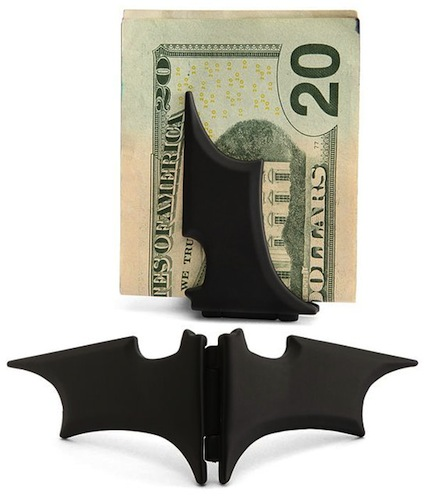Porta billetes de Batman