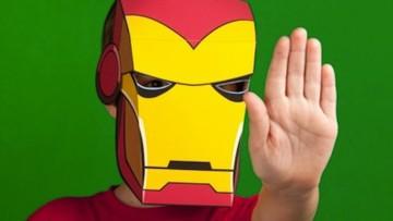 Disfraces infantiles caseros de los superhéroes de Marvel, fáciles de hacer