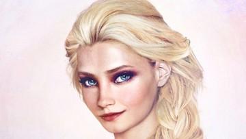Así serían Elsa y Anna de Frozen si fuesen chicas de verdad!