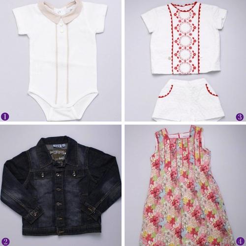ropa infantil marcas segunda mano