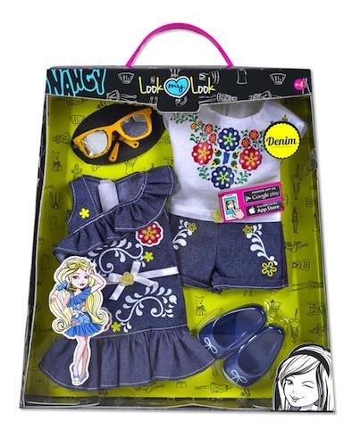 ropa muñeca nancy