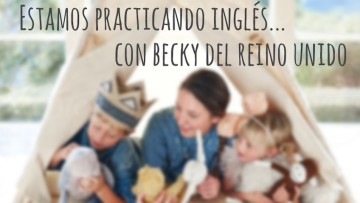 Aprender inglés en familia