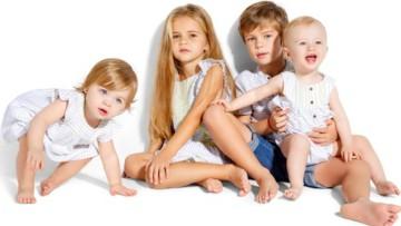 Viste a tus hijos conjuntados con la nueva colección de primavera Zippy