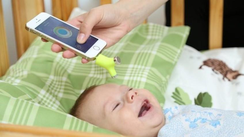 termometro bebes inteligente