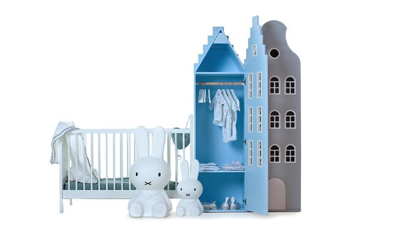 Armarios para habitaciones de bebé