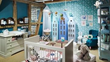 Armarios infantiles para decorar con estilo holandés